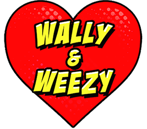 Wally and Weezy Logo